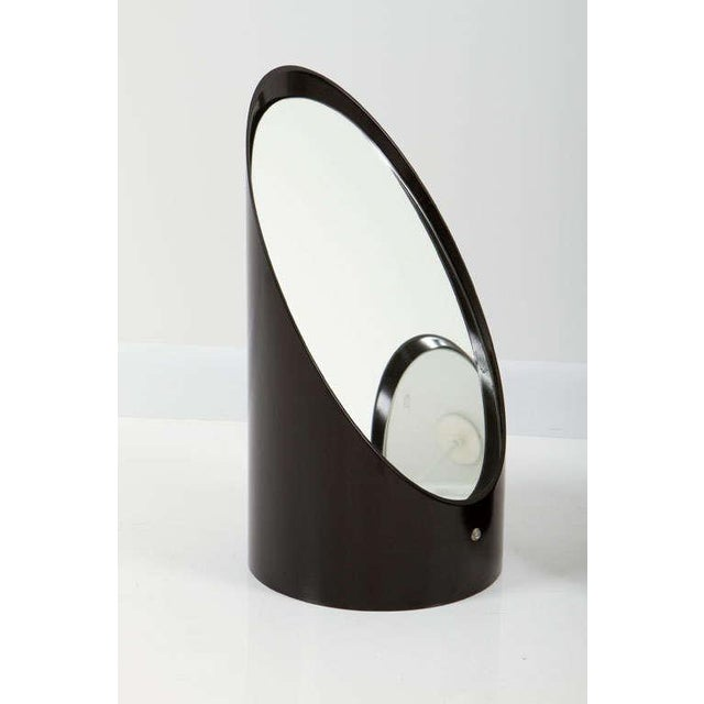 1970s Pair of Vanity Mirrors by Roger Lecal for Chabrieres & Co. For Sale - Image 5 of 9