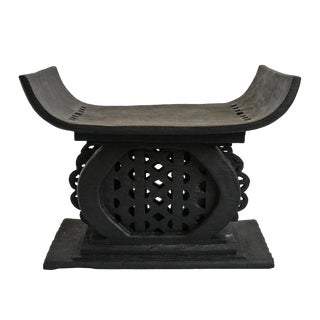 Ashanti King's Stool For Sale