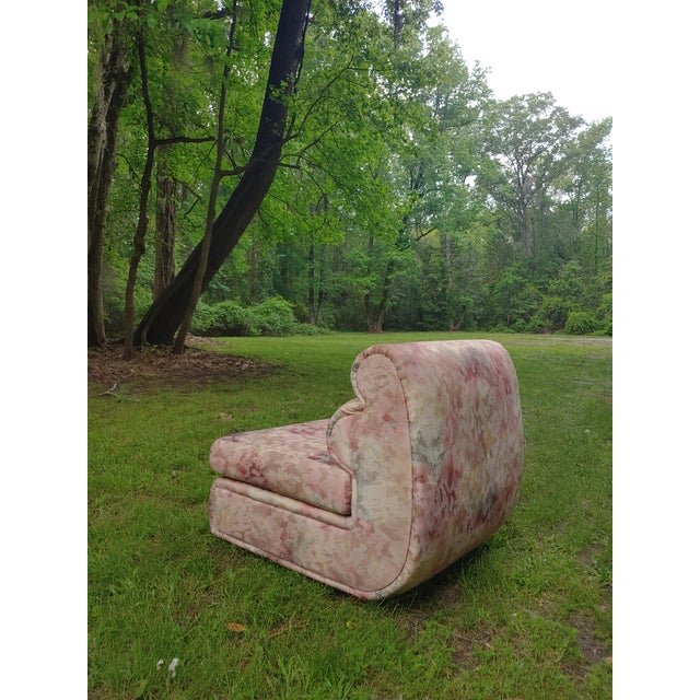 1980s Carsons Postmodern Sculptural Chair For Sale In Charleston - Image 6 of 10