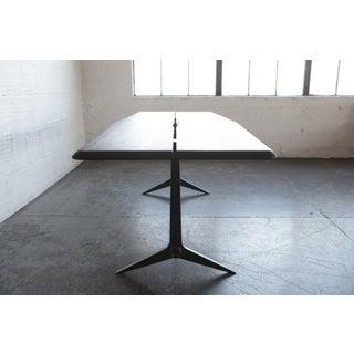 Contemporary TGM Trestle Table Preview