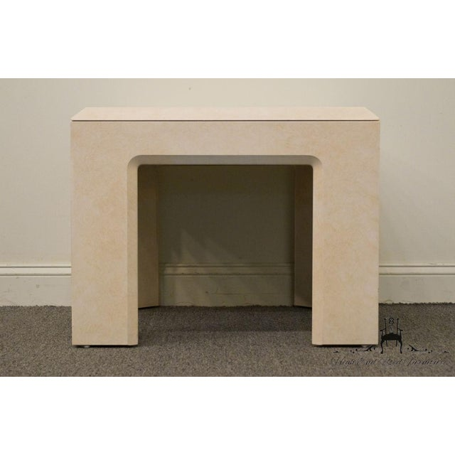 """Wood Lane Furniture Contemporary Style 28"""" End Table For Sale - Image 7 of 13"""