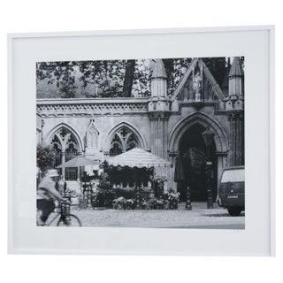 Original Photo of Flowers in London For Sale