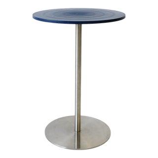 Italian Alessi Postmodern Side Table by Designer Jasper Morrison, 1998 For Sale