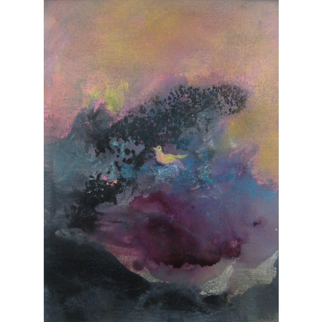 Pastel Over Monotype by Walter Kuhlman - Image 1 of 4