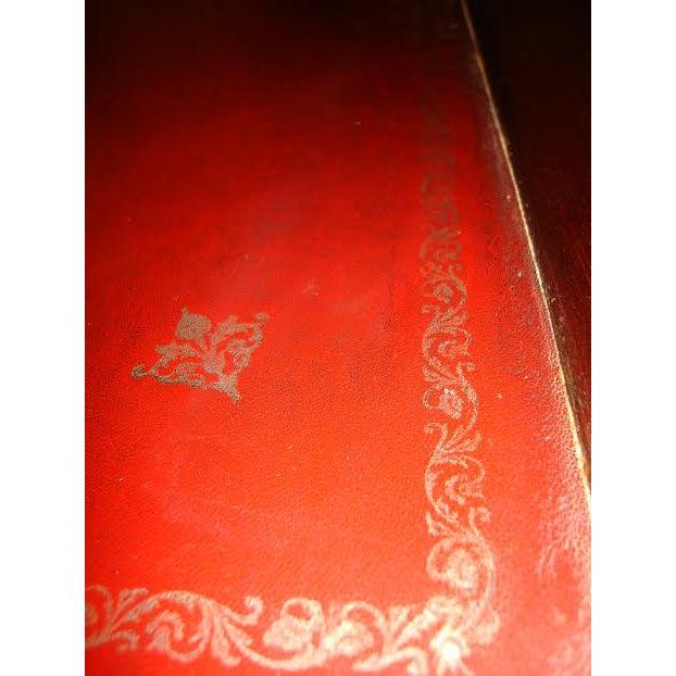 Maison Jansen Louis XVI Style Leather Top Desk - Image 6 of 8