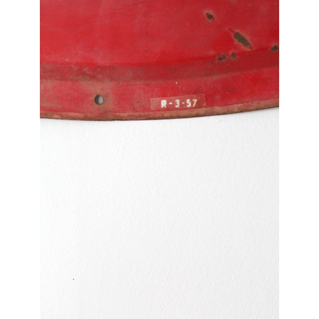 American 1950s Coca Cola Sign For Sale - Image 3 of 8