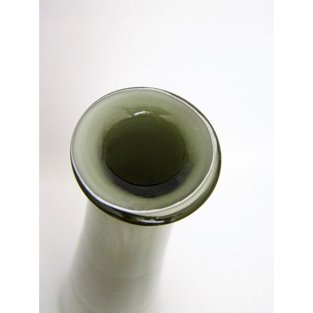 Italian Murano Glass Gray Cased Decanter - Image 6 of 10