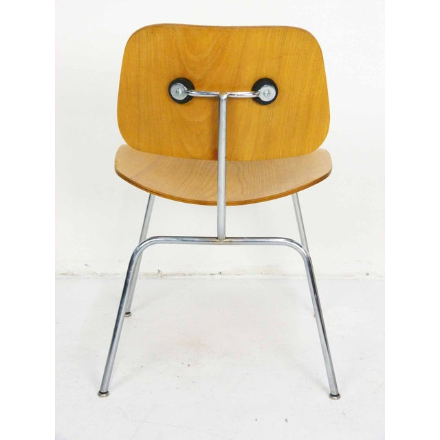 Eames DCM Dining Chair in Ash - Image 4 of 10