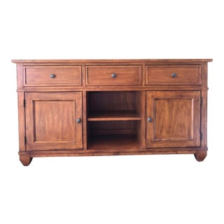 Ethan Allen Gregory Dining Console For Sale