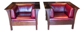 Image of Stickley Accent Chairs
