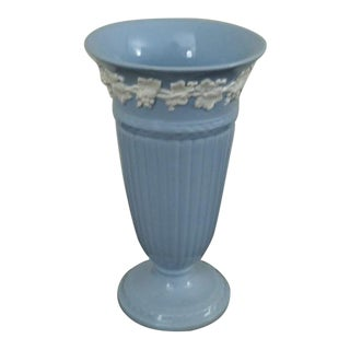 Wedgwood Queensware Vase For Sale