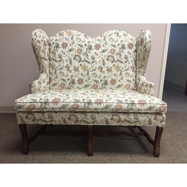 Pearson Floral Settee - Image 2 of 6