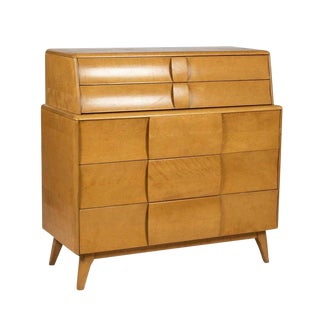 Mid Century Heywood Wakefield Dresser For Sale