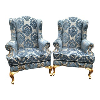 Antique Chairs in Louis XVI Style- a Pair For Sale