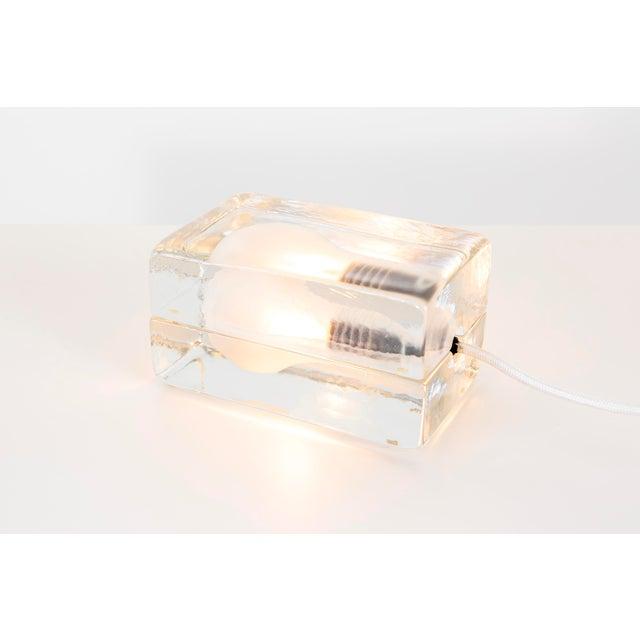 Set of Harri Koskinen Block Lamps For Sale - Image 10 of 13