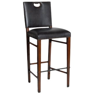 Leather Bar Stool For Sale