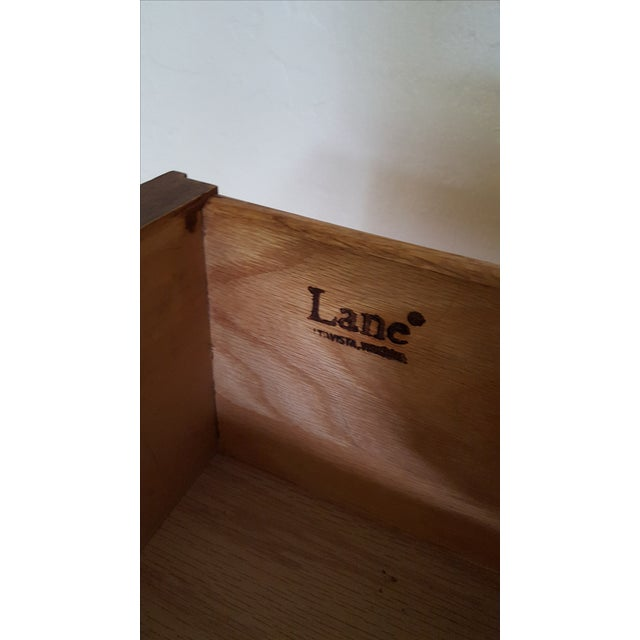 Lane Furniture Asian-Style Side Table - Image 5 of 5