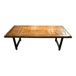 Vintage Used Pallet Coffee Tables For Sale Chairish