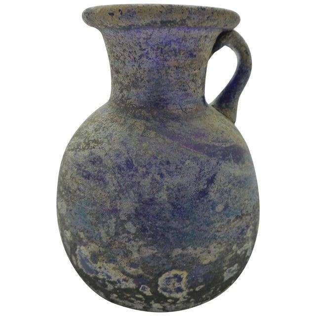 Murano Glass Scavo Vase By Cenedese Chairish
