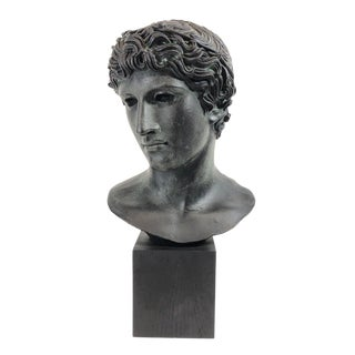 "Late 20th Century Vintage ""Benevento Head"" Replica Bust For Sale"
