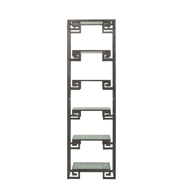 Transitional Kelton Display Shelf For Sale - Image 3 of 4