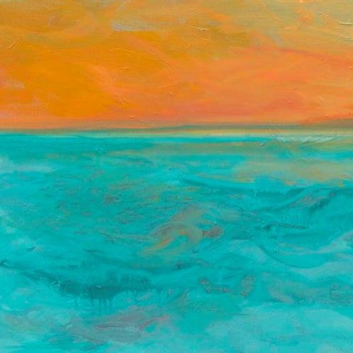 "Ocean Inspired Coasters, ""DayDream"" Sandstone - 4 - Image 6 of 6"