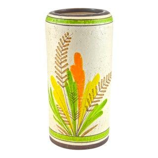 Italian Rosenthal-Netter Ceramic Vase, 1960s