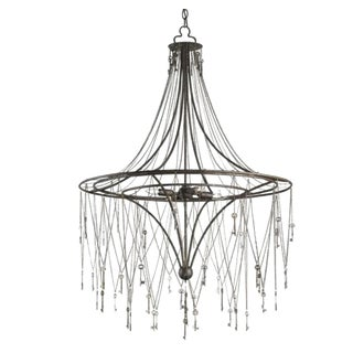 Currey & Co. Modern Chiave Chandelier