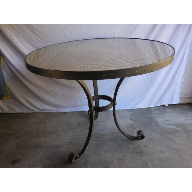 Mid 20th Century Ralph Lauren Sheltering Sky Table For Sale - Image 5 of 5