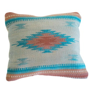 Handwoven Rio Grande Pillow Cover