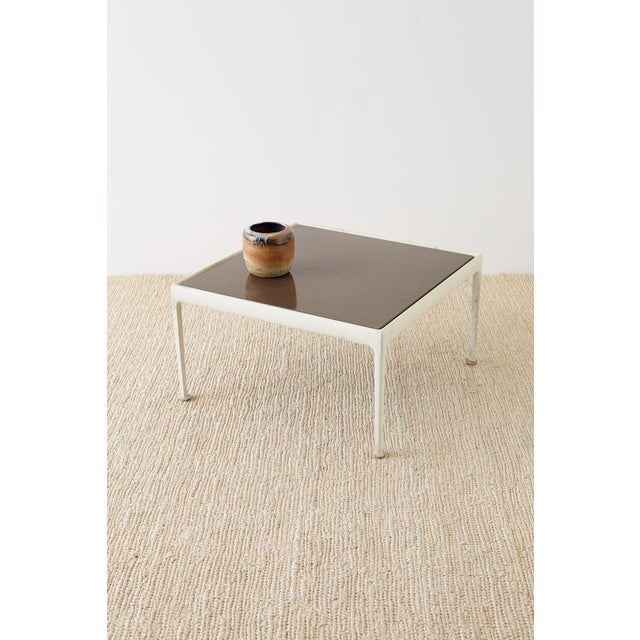 Richard Schultz for Knoll Aluminum Cocktail Table For Sale - Image 12 of 13