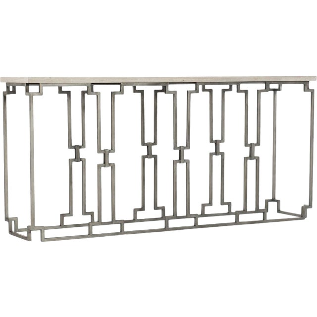Kenneth Ludwig Emmeline Console Table For Sale