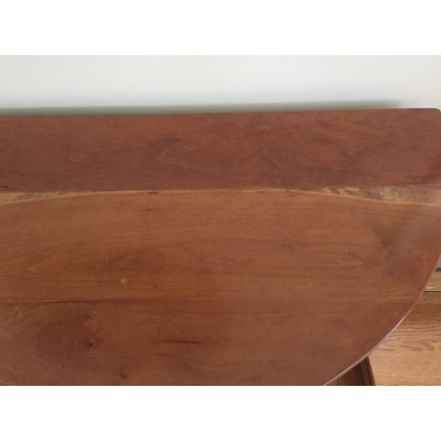 Wood Neirmann Weeks Frascati Console Table For Sale - Image 7 of 11