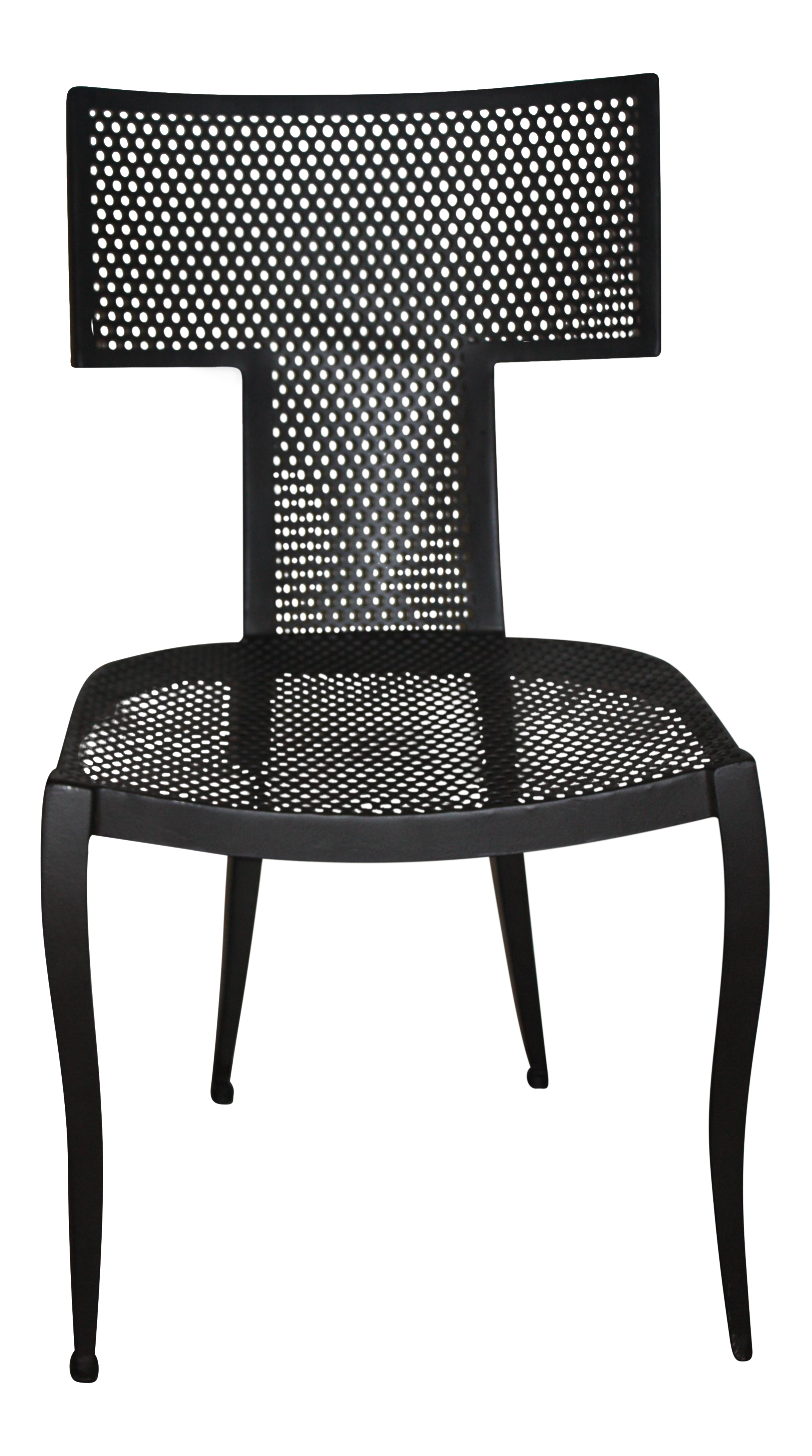 Attirant Modern Black Made Goods Hadley Chair    An Indoor/Outdoor Chair | Chairish