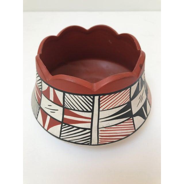 E. Tafoya Native American Pottery For Sale - Image 4 of 5