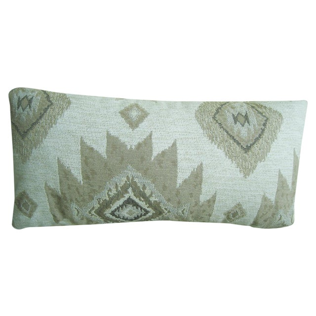 Lumbar Incaico Decorative Pillow For Sale