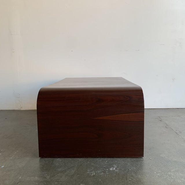 Low Profile Art Deco Coffee Table For Sale - Image 9 of 13