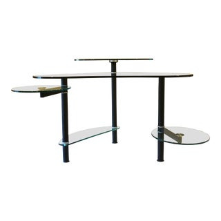 Modern Roche Bobois Miss Bean Computer Desk For Sale