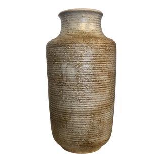 Carsens West German Large Vase For Sale
