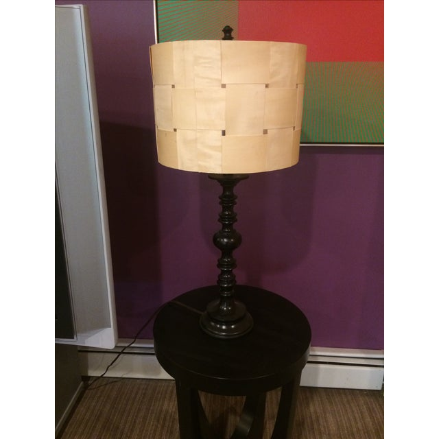 Transitional Style Table Lamps - Pair - Image 3 of 5
