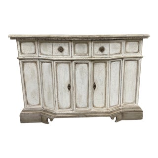 Italian Antique Tuscan Crendenza Console Buffet For Sale