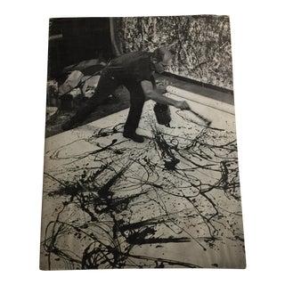 Jackson Pollock by Sam Hunter Museum of Modern Art 1956 Book For Sale