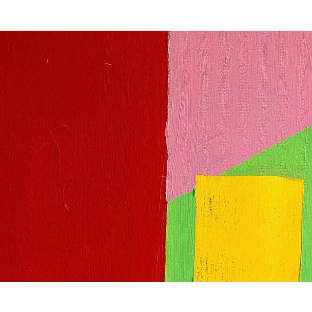 "Abstract Paul Behnke ""Young Lochinvar"", Painting For Sale - Image 3 of 12"