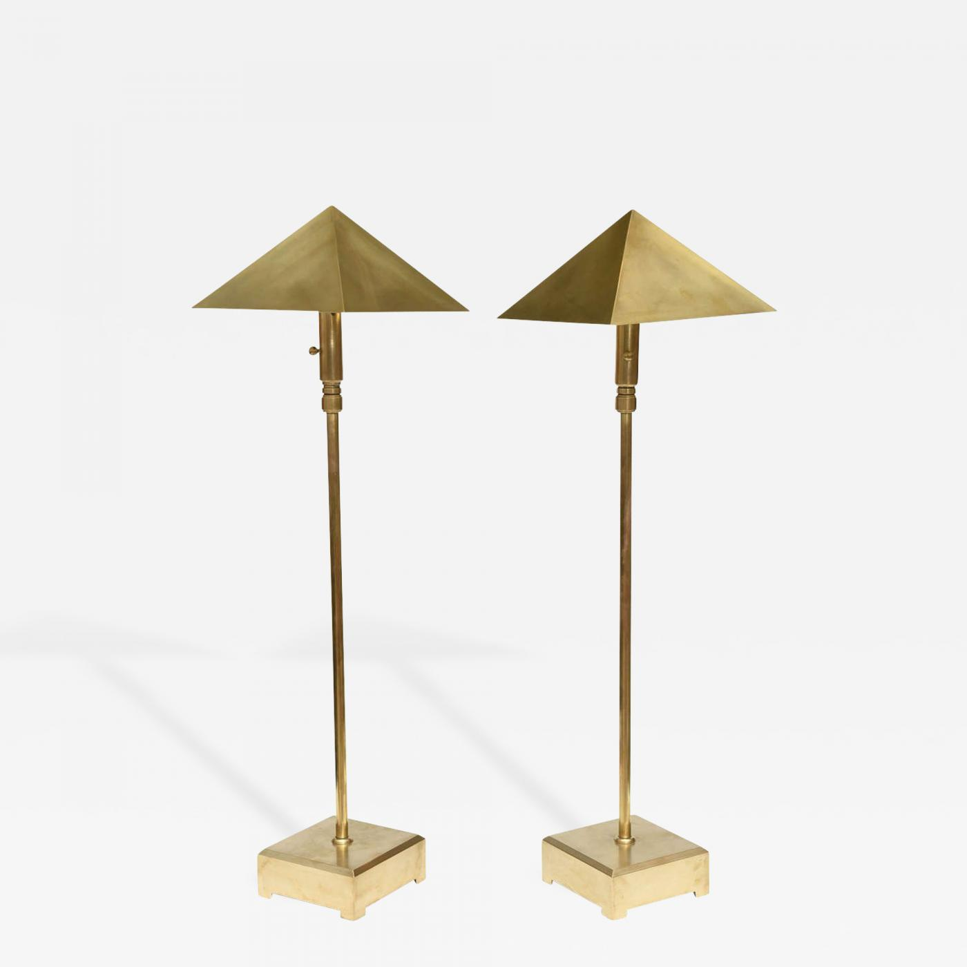 The Pyramidal Shade Above An Adjustable Pole To Extend Or Shorten The  Overall Length, On