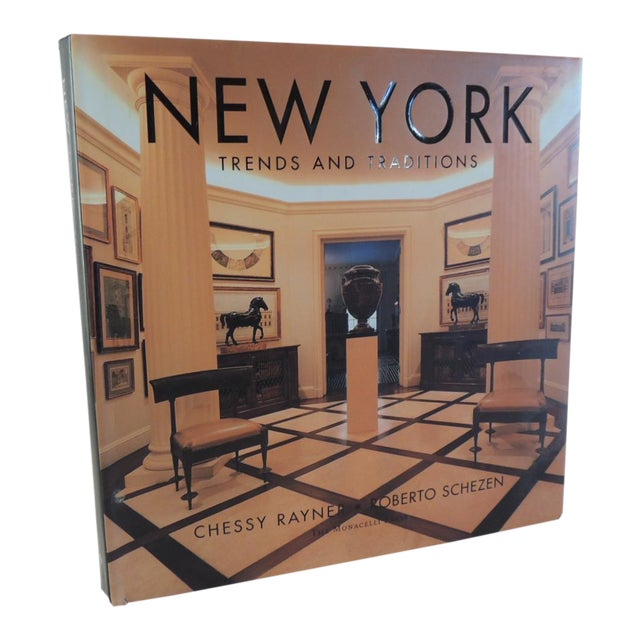New York Trends and Traditions For Sale