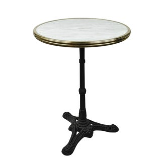 20th Century Belle Epoque Maison Absinthe French Bistro Table For Sale