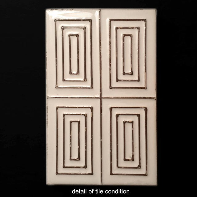 Mid-Century Modern Lane Cosmopolitan MCM Table Replacement Tiles For Sale - Image 3 of 4