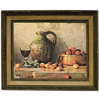 Robert Pailloux Still Life For Sale