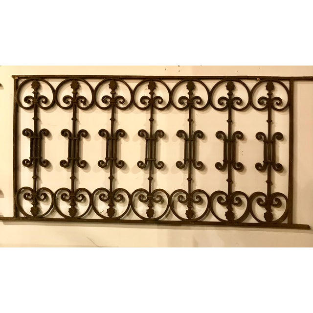 Late 19th Century French Antique Gate For Sale - Image 4 of 8