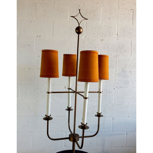 Tommi Parzinger Floor Lamp For Sale - Image 5 of 10